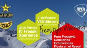 Boí Taüll Resort celebra el Freestyle Weekend